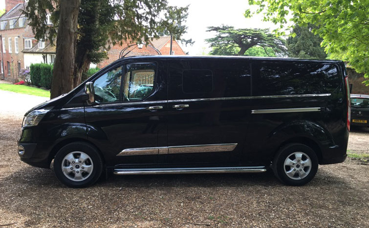 Luxury chauffeur hire Glasgow, Edinburgh, Scotland