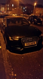 Luxury chauffeur hire Glasgow, Edinburgh, Scotland